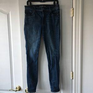 High Rise Legging Jean